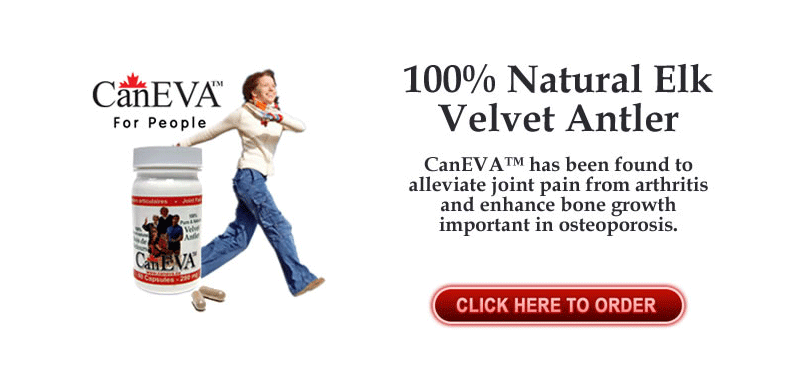 100% Natural Elk Velvet Antler for People